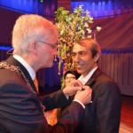 Koninklijke onderscheiding voor onze vrijwilliger Dursun CAN